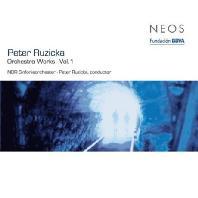 ORCHESTRA WORKS VOL.1/ PETER RUZICKA