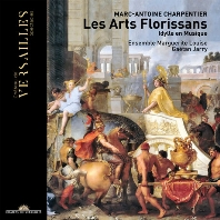 LES ARTS FLORISSANS/ GAETAN JARRY [샤르팡티에: 실내 오페라 <레자르 플로리상>]