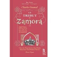 LE TRIBUT DE ZAMORA/ HERVE NIQUET [2CD+디지북] [구노: 오페라 <자모라의 공물> | 에르베 니케] [한정반]