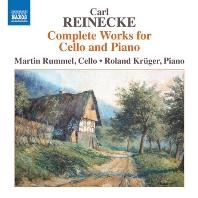 라이네케: 첼로와 피아노를 위한 작품 전곡