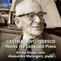 카스텔누오보-테데스코: 첼로와 피아노를 위한 작품집