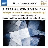 CATALAN WIND MUSIC/ SALVADOR BROTONS [카탈로니아 작곡가들의 관악기를 위한 작품 2집]
