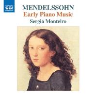 멘델스존: 초기 피아노 작품집