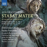 보케리니: 스타바트 마테르, 현악 사중주 & 오중주