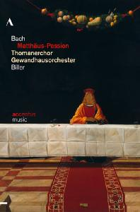 MATTHAUS-PASSION/ GEORG CHRISTOPH BILLER [바흐: 마태수난곡]