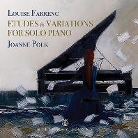ETUDES & VARIATIONS FOR SOLO PIANO/ JOANNE POLK [파랑크: 연습곡과 변주곡 - 조안 폴크]