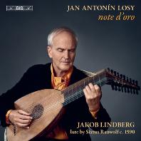 NOTE D`ORO: LUTE MUSIC/ JAKOB LINDBERG [로시: 황금 음표 - 류트 음악 | 야콥 린드베리]