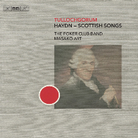 TULLOCHGORUM: SCOTTISH SONGS/ MASAKO ART, THE POKER CLUB BAND [SACD HYBRID] [하이든: 스코틀랜드 민요 편곡집 - 포커 클럽 밴드]