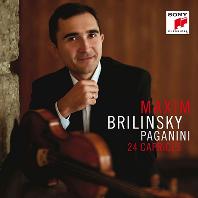 24 CAPRICES/ MAXIM BRILINSKY [파가니니: 24개의 카프리스 & 넬 꼬르 삐우 주제에 의한 서주와 변주곡 - 막심 브릴린스키]