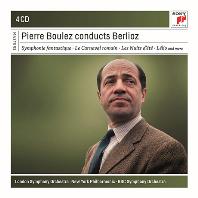 PIERRE BOULEZ CONDUCTS BERLIOZ [SONY MASTERS] [피에르 불레즈가 지휘하는 베를리오즈]