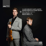 THE GREAT WAR CENTENARY/ MICHAEL FOYLE, MAKSIM STSURA [SACD HYBRID] [야나체크, 드뷔시, 레스피기: 바이올린 소나타 - 미하엘 포일]
