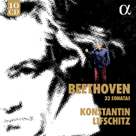32 SONATAS/ KONSTANTIN LIFSCHITZ [베토벤: 피아노 소나타 전집 - 콘스탄틴 리프시츠]