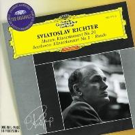 PIANO CONCERTO NO.20 & NO.3, RONDO/ SVIATOSLAV RICHTER [THE ORIGINALS] [모차르트 & 베토벤: 피아노 협주곡 - 스비아토슬라브 리히터]