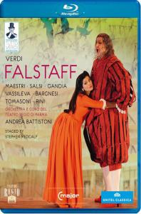 FALSTAFF/ ANDREA BATTISTONI [TUTTO VERDI 26] [베르디: 팔스타프]