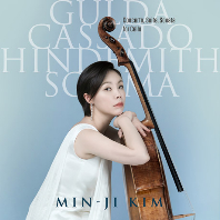 GULDA, CASSADO, HINDEMITH, SOLIMA: CONCERTO, SUITE, SONATA FOR CELLO [근현대 20세기 첼로 첫 독집 앨범]