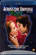 어크로스 더 유니버스 [ACROSS THE UNIVERSE] [14년 1월 소니 캡틴 필립스 출시기념 프로모션] 블루레이