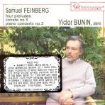 SONATA NO.6, PIANO CONCERTO NO.3/ VICTOR BUNIN