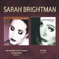 사라 브라이트만(SARAH BRIGHTMAN) - THE ANDREW LLOYD WEBBER COLLECTION + ENCORE[2CD][미국수입]*