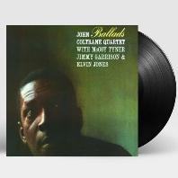 JOHN COLTRANE QUARTET - BALLADS [LP]