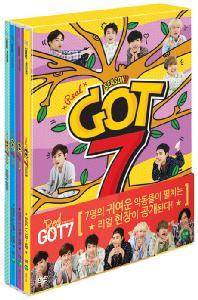 REAL GOT7 SEASON 3 [4DVD+포토북] [리얼 갓세븐 시즌 3]