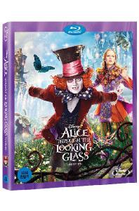 거울나라의 앨리스 [ALICE THROUGH THE LOOKING GLASS] [19년 1월 에스엠 블루레이 가격할인]