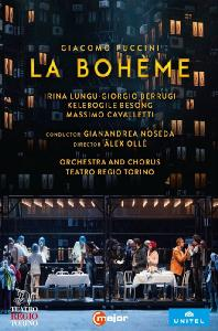LA BOHEME/ GIANANDREA NOSEDA [푸치니: 라 보엠 - 노세다] [한글자막]