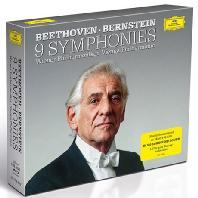 9 SYMPHONIES/ LEONARD BERNSTEIN [5CD+BDA] [베토벤: 교향곡 전곡 - 번스타인] [한정반]