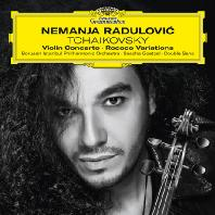TCHAIKOVSKY VIOLIN CONCERTO & ROCOCO VARIATIONS/ SASCHA GOETZEL, DOUBLE SENS [네만야 라두로비치: 차이코프스키 바이올린 협주곡 & 로코코 변주곡]