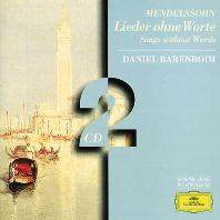 SONGS WITHOUT WORDS/ DANIEL BARENBOIM