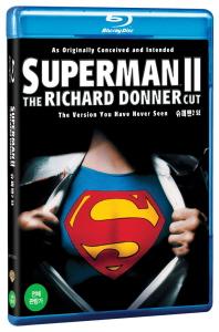 수퍼맨 2: 리처드 도너컷 [SUPERMAN 2: RICHARD DONNER CUT] [13년 2월 워너 블루레이 할인행사]