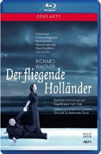 DER FLIEGENDE HOLLANDER/ HARTMUT HAENCHEN [바그너: 방황하는 네덜란드인]