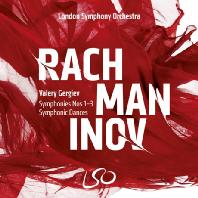 SYMPHONIES NOS.1-3, SYMPHONIC DANCES/ VALERY GERGIEV [3SACD HYBRID+BDA] [라흐마니노프: 교향곡 전곡 - 게르기에프]