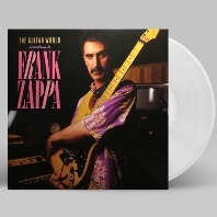 THE GUITAR WORLD: ACCORDING TO FRANK ZAPPA [2019 RSD] [180G CLEAR LP]