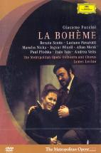 LA BOHEME/ JAMES LEVINE [푸치니 라보엠: 제임스 레바인]