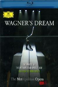 WAGNER`S DREAM: DER RING DES NIBELUNGEN/ SUSAN FROEMKEN [바그너의 꿈: 메트반지 제작 다큐멘터리] [블루레이 전용플레이어 사용]