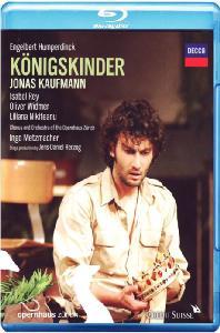 KONIGSKINDER/ INGO METZMACHER [훔퍼딩크: 왕자들] [블루레이 전용플레이어 사용]