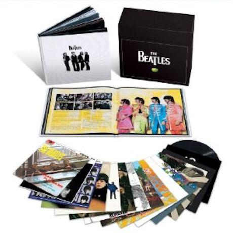 THE BEATLES STEREO BOX SET [180G LP]