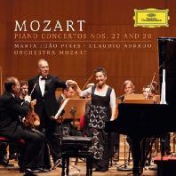 PIANO CONCERTOS NOS.27 & 20/ MARIA JOAO PIRES, CLAUDIO ABBADO