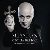 MISSION: AGOSTINO STEFFANI/ DIEGO FASOLIS [DELUXE EDITION] [체칠리아 바르톨리: 미션 - 스테파니 작품집]