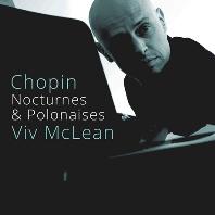 NOCTURNES & POLONAISES/ VIV MCLEAN [쇼팽: 녹턴과 폴로네이즈 - 비브 맥린]