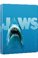 죠스 4K UHD+BD [45주년 기념] [스틸북 한정판] [JAWS]