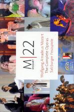 M 22: MOZART THE COMPLETE OPERAS SALZBURG FESTIVAL [모차르트 오페라 전집]