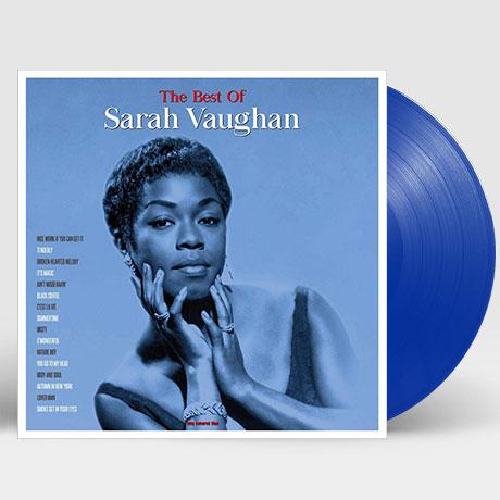 THE BEST OF SARAH VAUGHAN [180G BLUE LP]