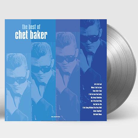 THE BEST OF CHET BAKER [180G SILVER LP]