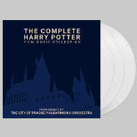THE COMPLETE HARRY POTTER FILM MUSIC COLLECTION [해리 포터 컬렉션] [WHITE LP]