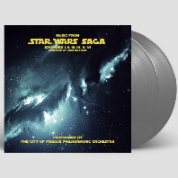 MUSIC FROM STAR WARS SAGA [스타워즈 시리즈] [한정반] [GRAY LP]