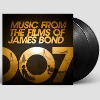 MUSIC FROM THE FILMS OF JAMES BOND [007 제임스 본드 컬렉션] [한정반] [LP]