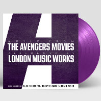 MUSIC FROM THE AVENGERS MOVIES [어벤져스 컬렉션] [PURPLE LP]