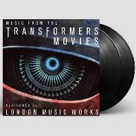 MUSIC FROM THE TRANSFORMERS MOVIES [트랜스포머 컬렉션] [손글씨 넘버링 한정반] [LP]