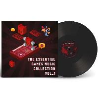 THE ESSENTIAL GAMES MUSIC COLLECTION VOL.1 [비디오 게임 사운드 트랙 모음 1집] [손글씨 넘버링 한정반] [LP]